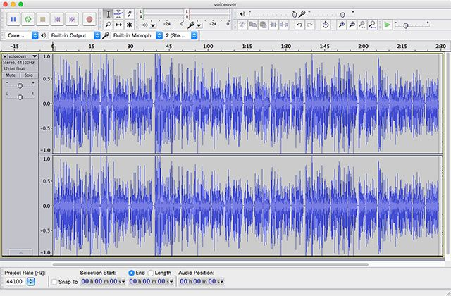 The Best Mac Apps audacity