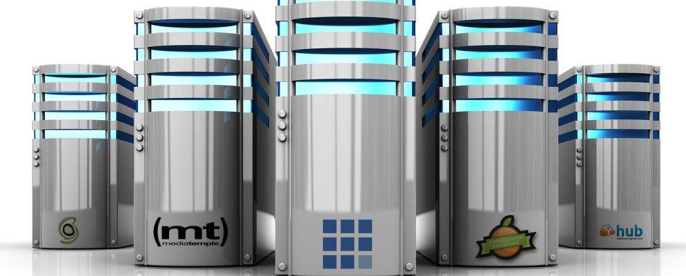 Die besten Webhosting-Dienste