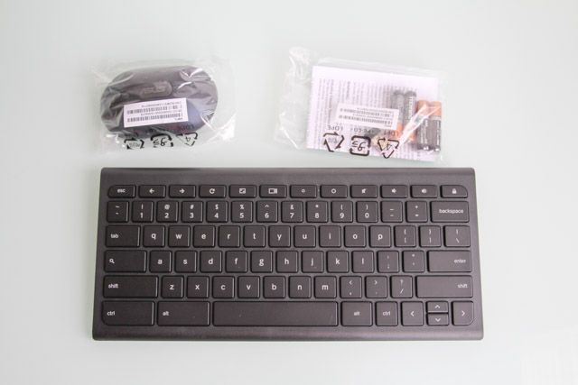 Chromebox - keyboard and mouse