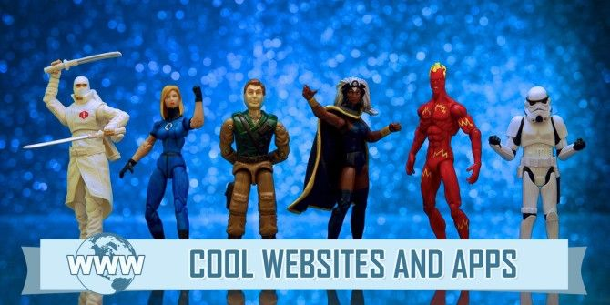 5 Websites For The Comic Book Fan