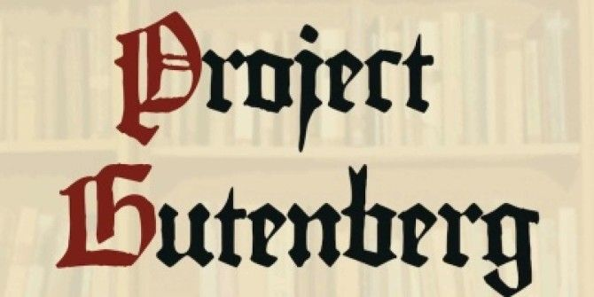 Project Gutenberg: More Than Just Free Books