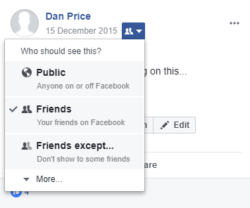 Facebook Photo Privacy Settings You Need To Know About facebook old post privacy