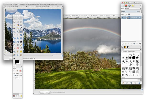 The Best Mac Apps gimp