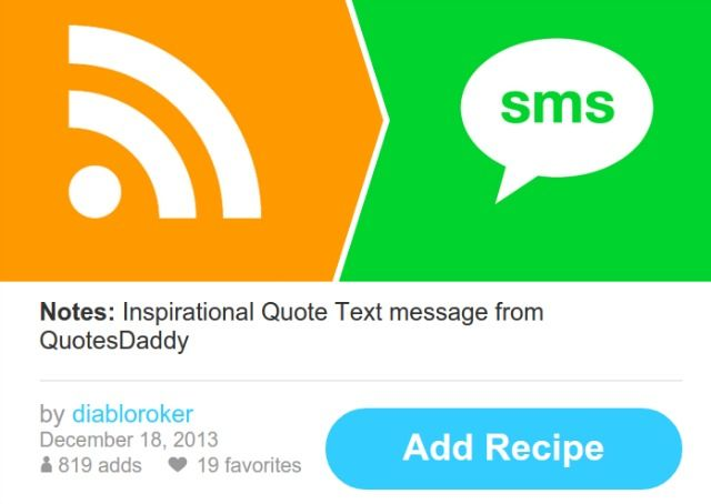 ifttt-to-sms-recipe