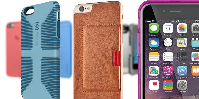 6 Great Cases For The iPhone 6 and 6 Plus