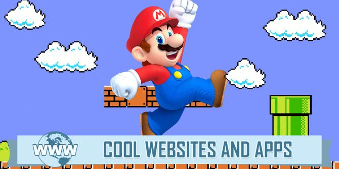 5 Sites For The Mario Lover In Us