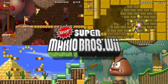 There's A Mario Sidescroller for Wii You Haven't Played Yet. Seriously.