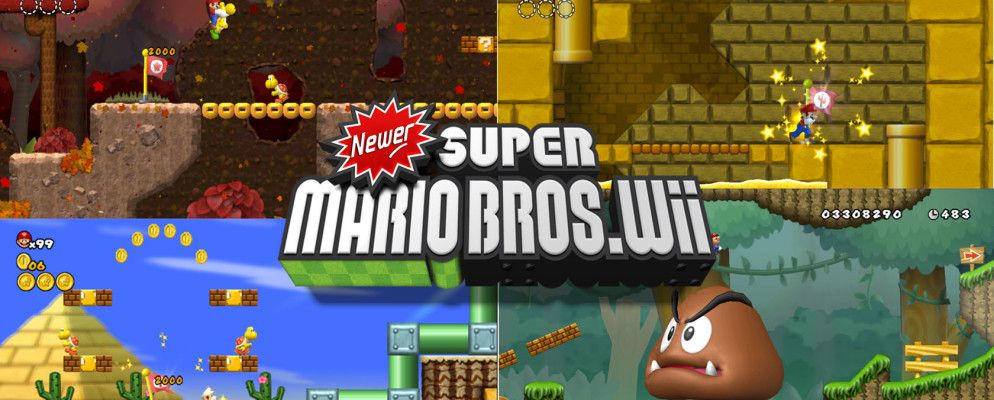 There S A Mario Sidescroller For Wii You Haven T Played Yet