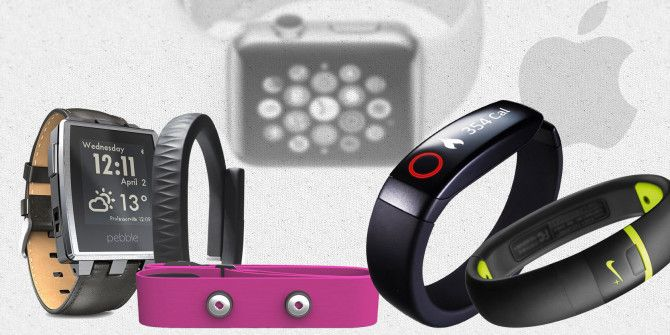 Not The Apple Watch: 9 Other iPhone-Friendly Wearables
