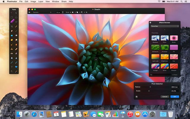 The Best Mac Apps pixelmator