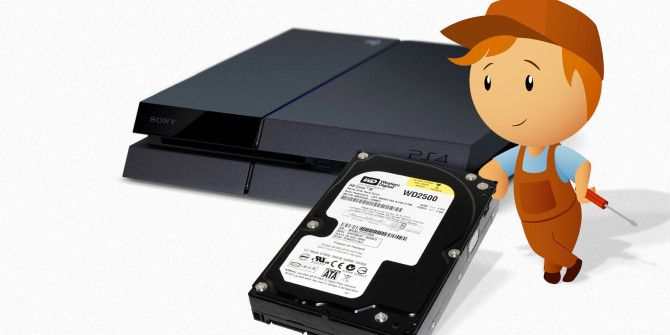 How To Upgrade Your PS4's Hard Drive