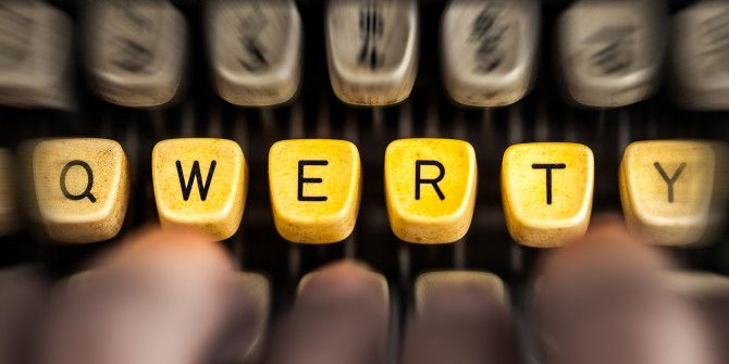 A History of Keyboard Layouts, Is QWERTY Lagging Behind?