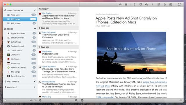 The Best Mac Apps readkit