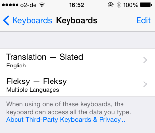 Slated Is An iOS 8 Keyboard That Translates Conversations For You slated2