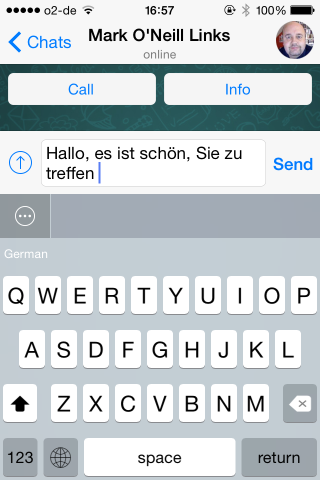 Slated Is An iOS 8 Keyboard That Translates Conversations For You slated6