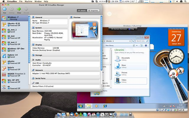 The Best Mac Apps virtualbox