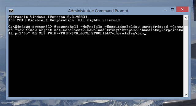 The Quickest Way To Install Windows Software: From The Command Prompt 1 chocolatey windows package manager