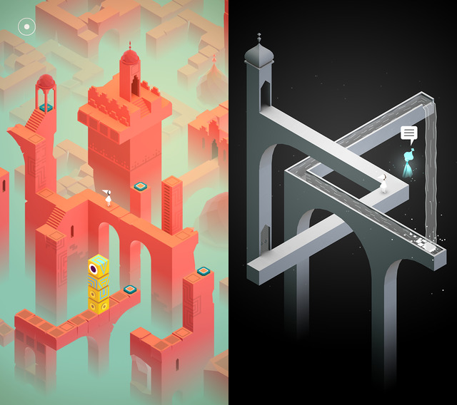 Best-iphone-ipad-games-gifts-2014-Monument-Valley