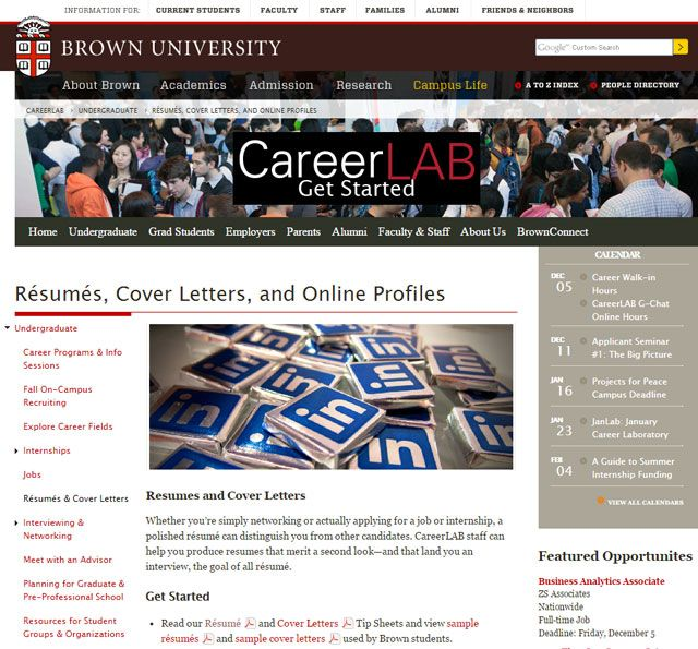how to write a resume with the help of 8 ivy school guides