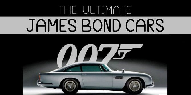 The Coolest James Bond Cars You Wish You Could Buy