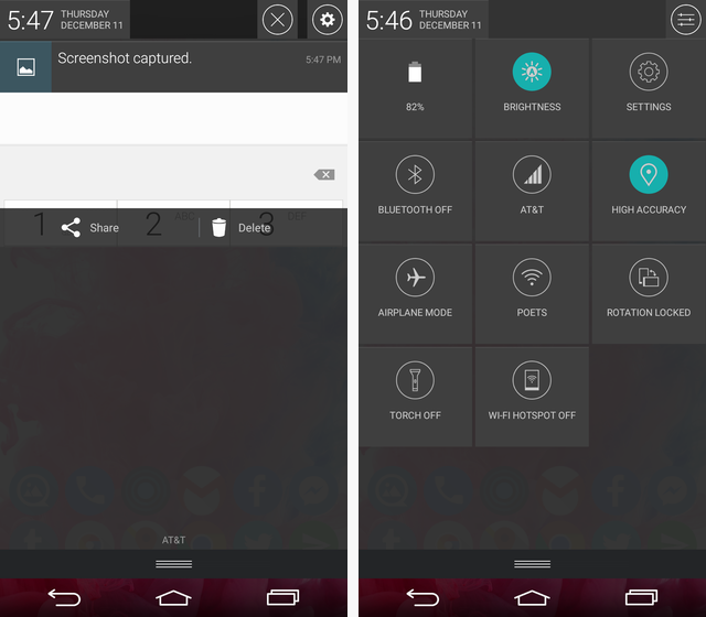 More Of The Best Free CyanogenMod Themes LG G3 2