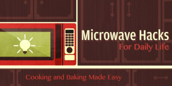 You Won't Believe The Things You Can Do With A Microwave