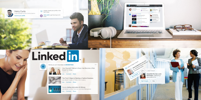 LinkedIn Gets More Social To Battle Upcoming Facebook At Work