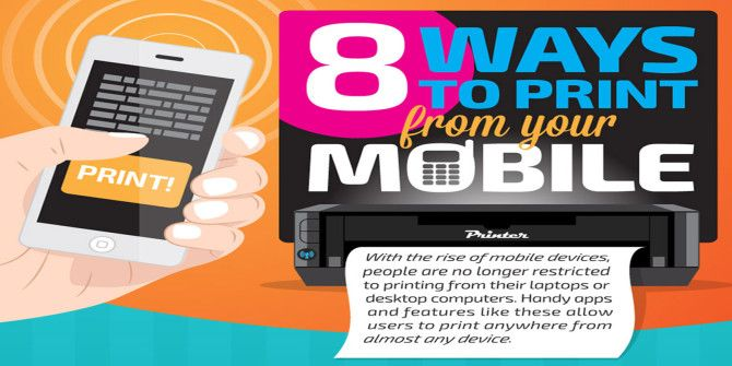 Printing From Your Mobile Device Made Easy