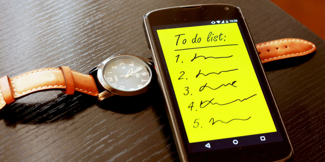 How to Turn an Old Phone Into a Chore Tracker