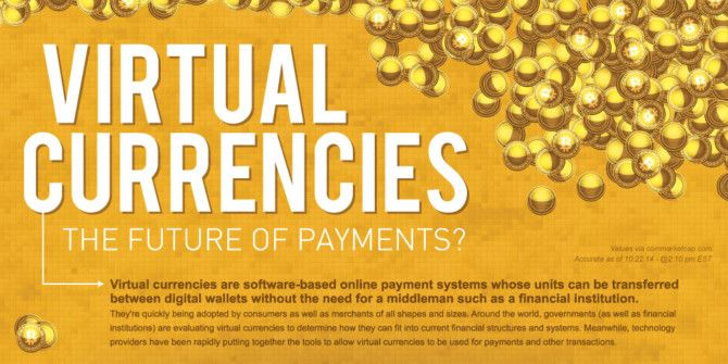 All The Basics Of Virtual Currencies