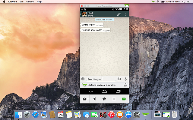 WhatsApp-On-PC-With-AirDroid-AirMirror