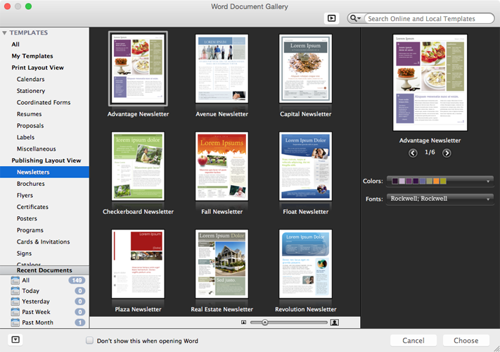 get some work done  the best writing environments for mac os x