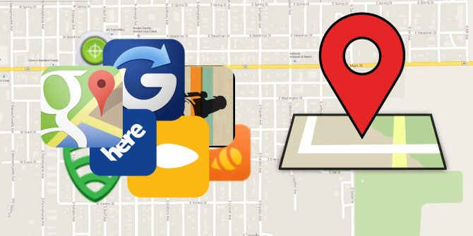 5 Types Of Android Apps That Make Good Use Of Your Location