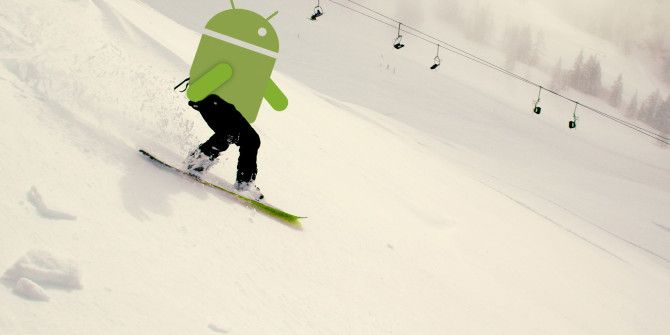Going Skiing Or Snowboarding? You Need These Android Apps
