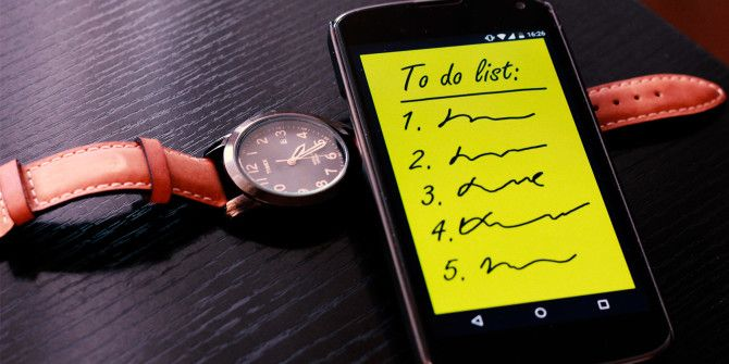 8 Best Apps for Managing To-Do Lists on Android