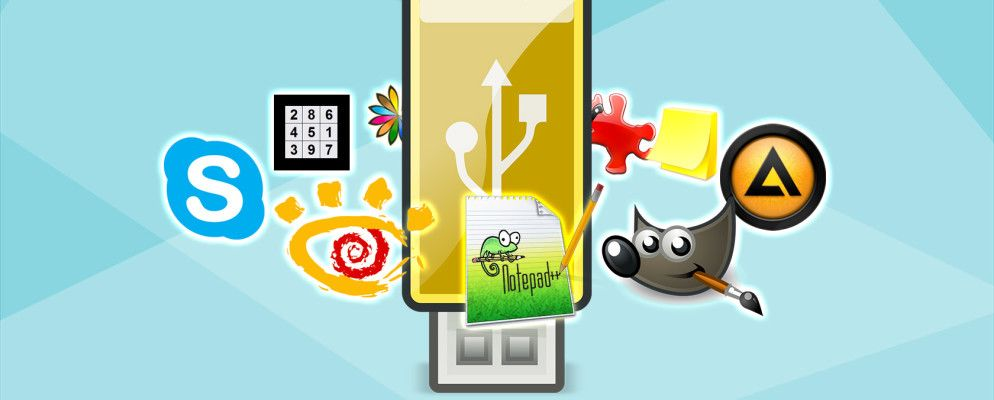 The Best Portable Apps That Require No Installation