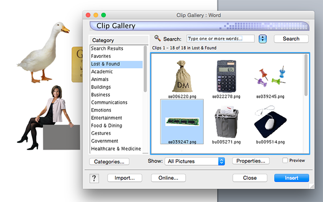 Clip Art Is Gone! Here's How To Find Free Images Instead clip art mac