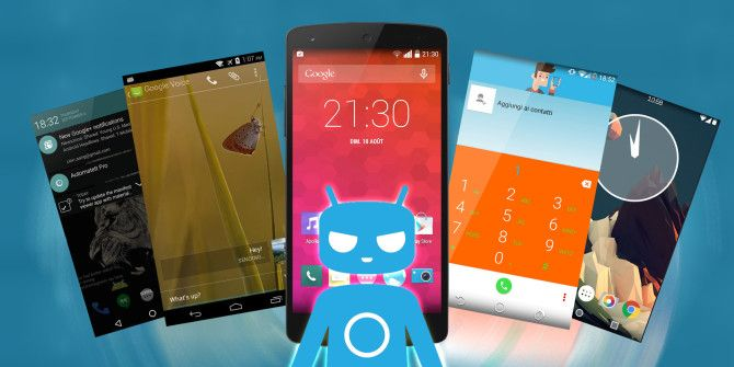 More Of The Best Free CyanogenMod Themes