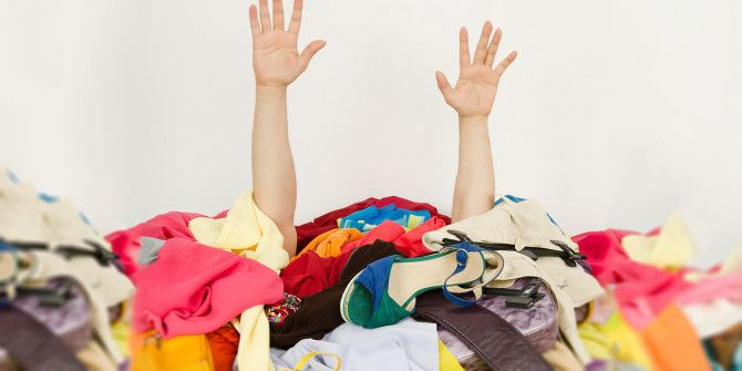 Is Clutter Consuming You? Organize Your Life With These Sites & Tips