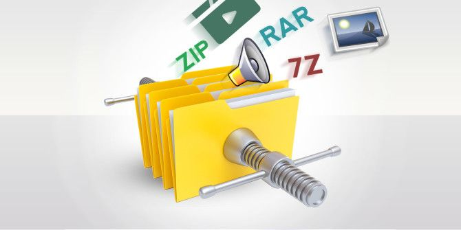 How to Extract Files From ZIP, RAR, 7z and Other Common Archives