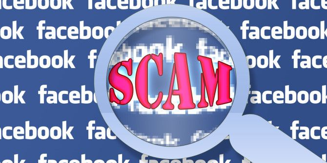 How to Identify a Facebook Scam Before It's Too Late