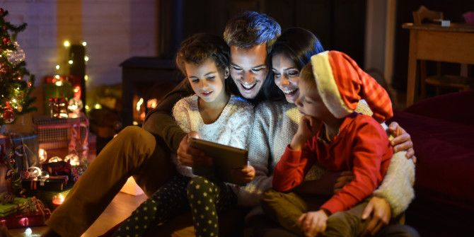 6 Christmas Stories Brought to Life on the iPad