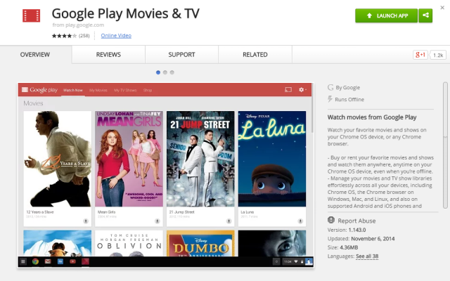 google-play-tv