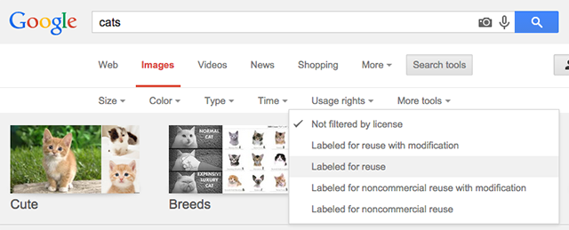 Clip Art Is Gone! Here's How To Find Free Images Instead google search creative commons