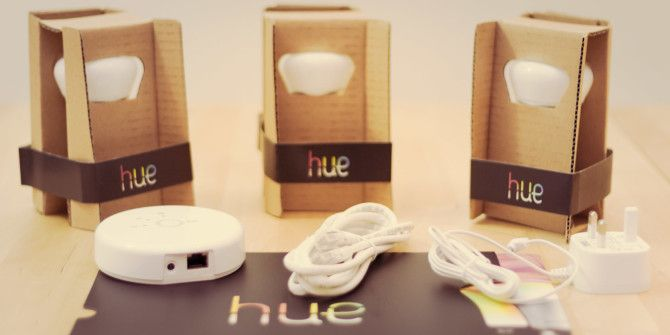 Philips Hue Starter Kit Review and Giveaway