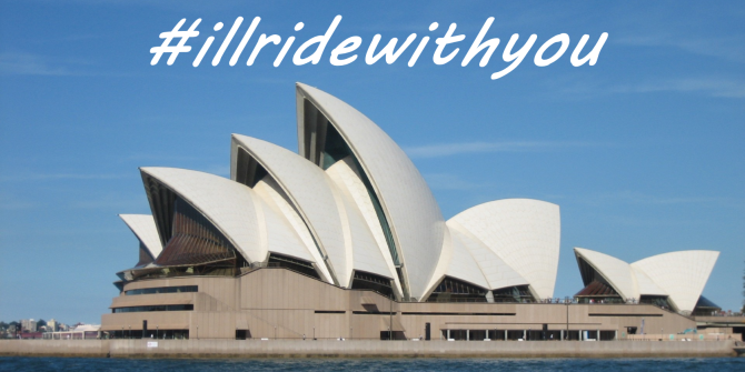 Australia's Twitter Win Against Islamophobia: How To Use #illridewithyou
