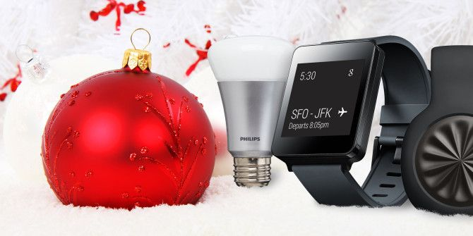 Need a Last Minute Christmas Gift? 10 Awesome Emerging Tech Products