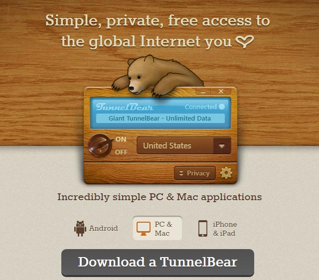 The Best VPN Services muo best vpn tunnelbear