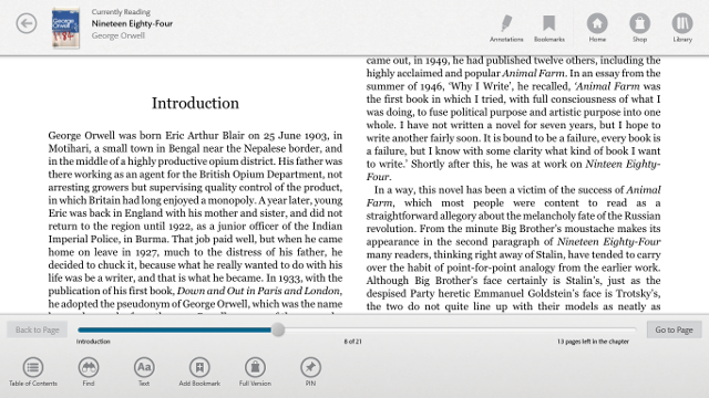 5 best pdf ebook readers for windows as the app accompaniment to one of the most popular models of ereader device its no surprise that the barnes and noble tool for reading ebooks on your fandeluxe Image collections