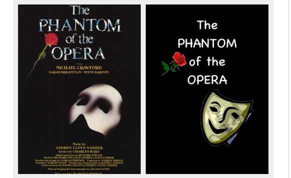 Clip Art Is Gone! Here's How To Find Free Images Instead phantom of the opera clip art